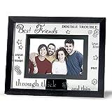 Best Friends Trendy Photo Frame