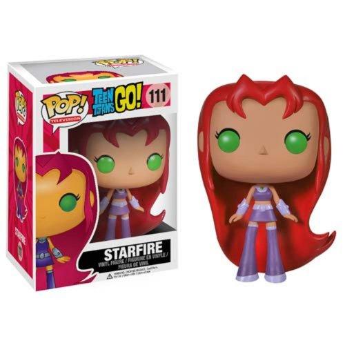 Unbekannt Funko POP! Teen Titans GO! Starfire POP Vinyl Figure