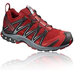 Salomon XA Pro 3D Zapatillas De Trail Running Para Hombre Rojo