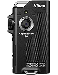 Nikon KeyMission 80 Camera d'action Noir
