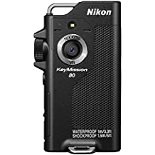 Nikon KeyMission 80 Action Camera, Nero