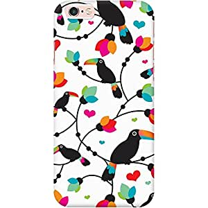 DailyObjects Tree Tucan Mobile Case For Iphone 6S