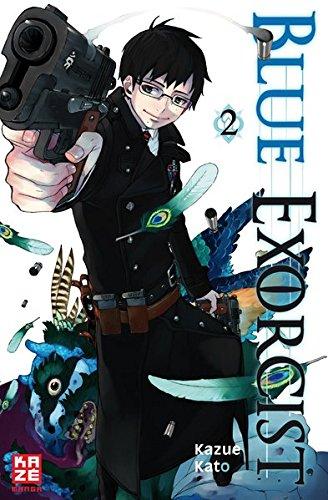 Blue Exorcist, Band 2