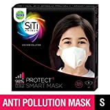 Dettol SiTi Shield Protect Plus Smart Unisex Mask, Small