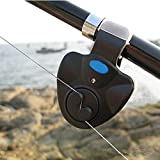 2015 Direct Selling Ocean Boat Fishing Pesca 1 Pcs New Carp Fishing Electronic Led Light Fish Bite Sound Alarm Bell Clip On Rod