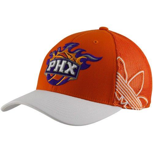adidas NBA TX54Z Phoenix Suns Pro Shape Flex Mesh Back Hut - L/XL