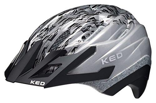 KED Dera II K-Star Helmet Kids Black Kopfumfang M | 52-58cm 2018 Fahrradhelm