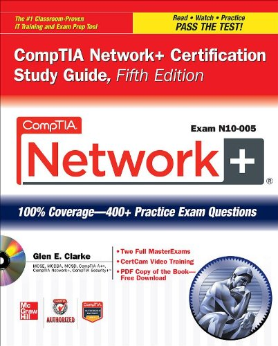 CompTIA Network+ Certification Study Guide, 5th Edition (Exam N10-005) (ENCHANCED EBOOK) (CompTIA (Mike Kit Deluxe)