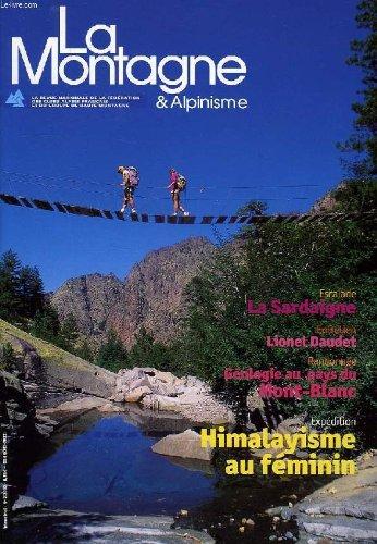 LA MONTAGNE & ALPINISME, N° 2, 2002
