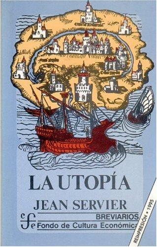 La utopia por Jean Servier