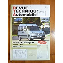 revue technique automobile renault kangoo. Black Bedroom Furniture Sets. Home Design Ideas