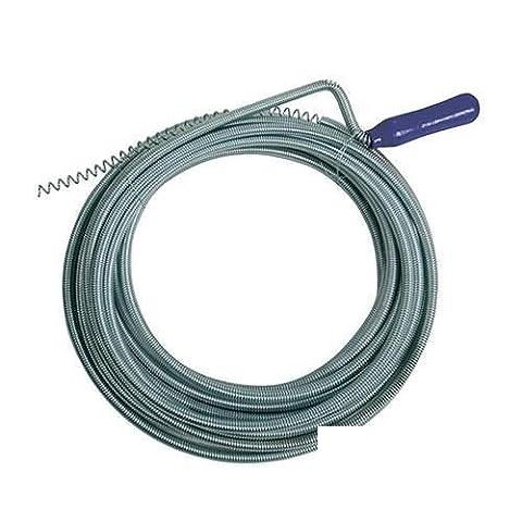 toworld (TM) Silverline Bonde Serpent Évier Déboucheur canalisations pour wastepipe 10m x 9mm 656602