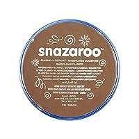 Snazaroo viso pitture sono il favorito di mondi! Sono acqua di basa, facile da applicare e rimuovere sono conformi alle più severe norme cosmetiche.Â