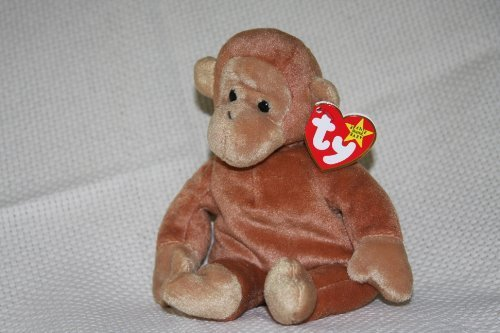 BONGO the Monkey - Ty Teenie Beanie Babies by Ty