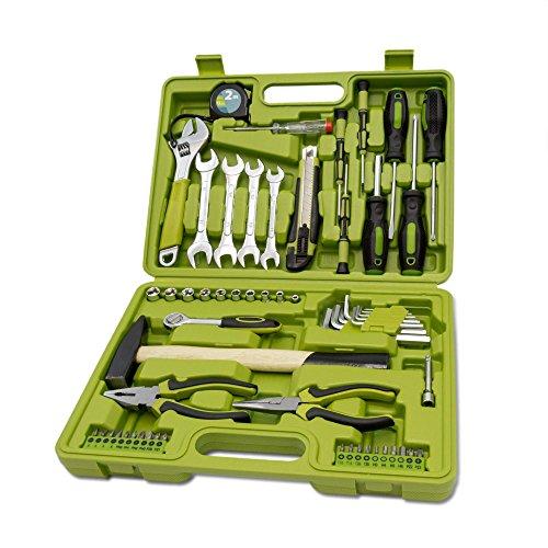 59 tlg. Werkzeugsatz + Koffer