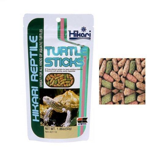 Hikari Reptile Turtle Sticks 120 gr -