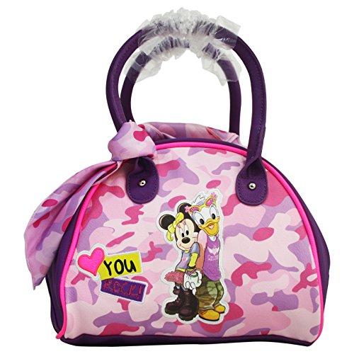 Disney Classics Minnie Et Daisy Sac pour Femme à l'épaule Bowling