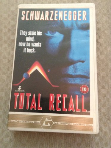 Price comparison product image Total Recall/The Making Of Total Recall [VHS] [1990]