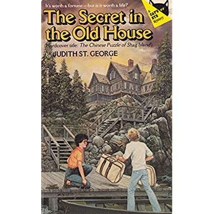 The secret in the old house (A cat's eye mystery)