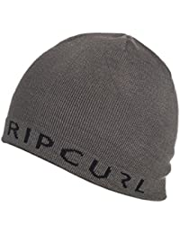 Rip Curl Herren Rippa Revo Beanie Mütze, Grau, One Size