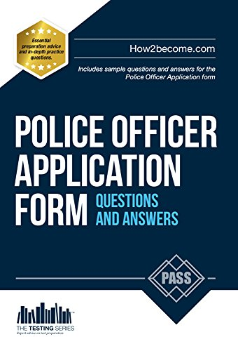 Police application form questions and answers ebook richard mcmunn police application form questions and answers by mcmunn richard fandeluxe Images