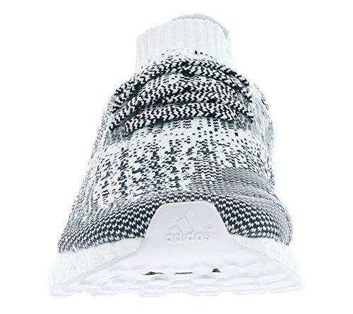 adidas, Scarpe da corsa uomo Bianco-Nero