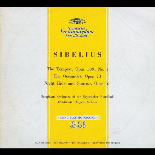 SIBELIUS : La Tempête (ouverture) ; Les Océanides ; Chevauchée nocturne et lever du soleil / WAGNER : Lohengrin ; Parsifal (extraits symphoniques)