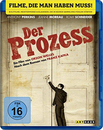 Bild von Der Prozess [Blu-ray]
