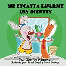 Me encanta lavarme los dientes (Spanish Bedtime Collection)