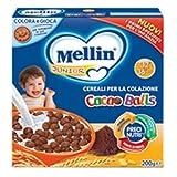 Cereali Mellin per la Colazione Cacao Balls