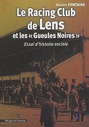 Le Racing Club de Lens et les