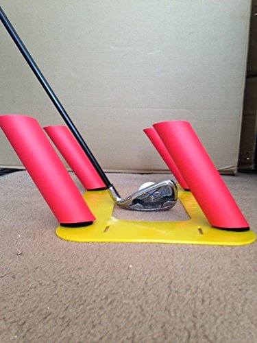 JL Golf Practice swing path plane Guide Training Aid/Trainer speed