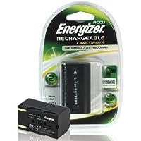 Energizer EZ-SBLSM160 Chargeur Noir