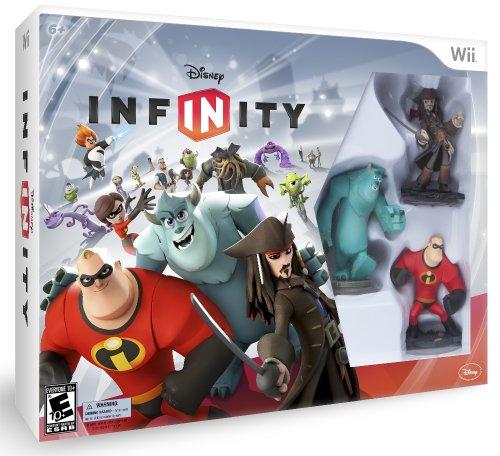 Infinity Starter Pack-Wii