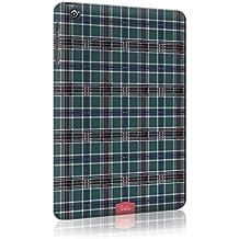 Tirita duro plástico carcasa Trendy Fashion Cute diseño tartán 70s escocés para iPad Mini 4