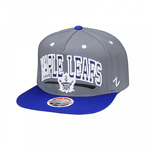 Zephyr Nhl Hut (Zephyr NHL Toronto Maple Leafs Phenom Snapback Cap)