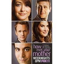 Lámina maestra 'Cómo conocí a vuestra madre|How I Met Your Mother', Tamaño: 28 x 43 cm