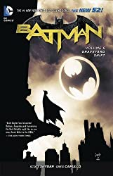 Batman Vol. 6: Graveyard Shift (The New 52) by Scott Snyder (2015-10-06)