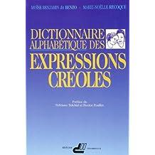 Dictionnaire d'expressions créoles par mots