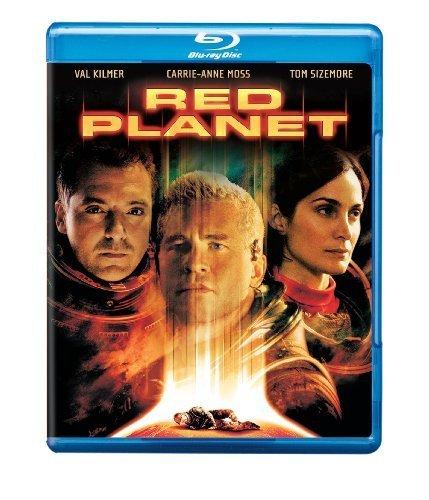 Red Planet [Blu-ray] by Val Kilmer
