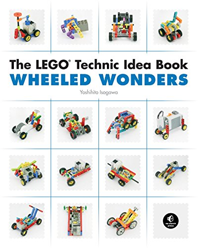The LEGO Technic Idea Book: Wheeled Wonders: 2 por Yoshihito Isogawa