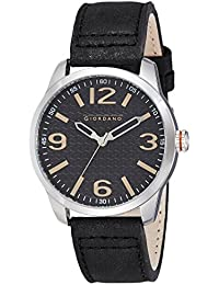 Giordano Analog Black Dial Men's Watch-A1049-01