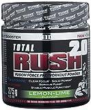 Weider Total Rush 2.0, Lemon-Lime, 1er Pack (1 x 375 g)