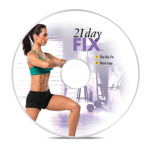 21 Day Fix Ultimate DVD
