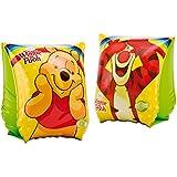 Intex - Winnie the Pooh, manguitos hinchables, 23 x 15 cm (56644EU)