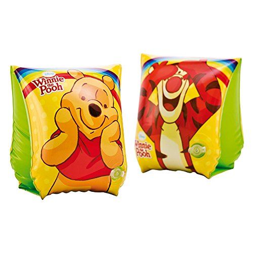 Intex 56644EU - Winnie the Pooh Deluxe Schwimmhilfe, Arm Bands