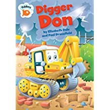 Digger Don (Tiddlers Book 25) (English Edition)