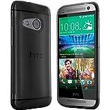 moodie Silikonhülle für HTC One Mini 2 Hülle in Schwarz - Case Schutzhülle Tasche für HTC One Mini 2 (Rutschfest)
