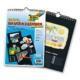 Bastel-Dauerkalender mit Spiralverbindung, DIN A4 [Spielzeug]