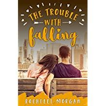 The Trouble with Falling (Trouble Series Sweet Romance Book 4) (English Edition)